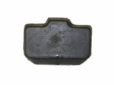 Rubber pad of M113